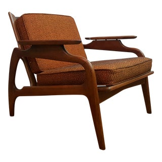 Adrian Pearsall Mid-Century Lounge Chair