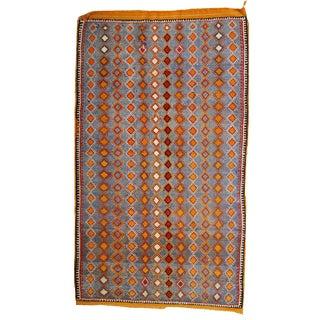 1910 Moroccan Berber Rug - 4′8″ × 8′1″