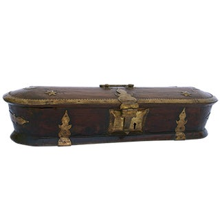 Vintage Wood Kerala Box II