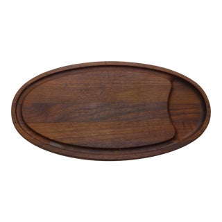 Danish Modern Jens Quistgaard for Dansk teak Cutting Board