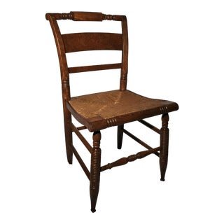 Traditional Hitchcock-Style Chair