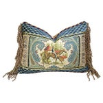 Image of Custom Kaufmann Equinox Equestrian Pillow