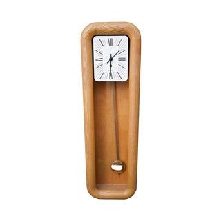 Arthur Umanof for Howard Miller Wall Clock