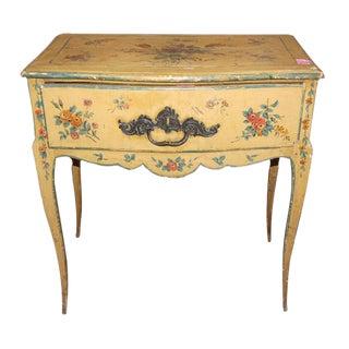 18th c. Painted Italian Table