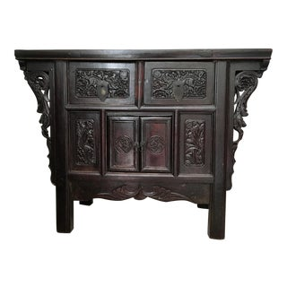 Mid-19th Century Qing Dynasty Chinese Chest