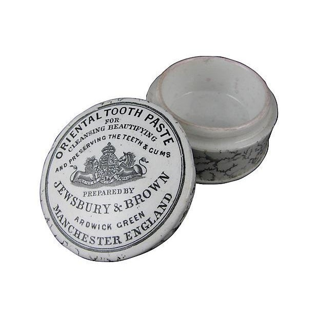 Staffordshire Toothpaste Pot, C.1880 - Image 4 of 5
