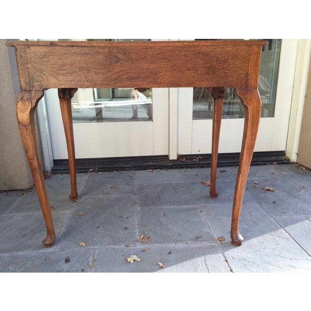 English Tea Table Circa 1880 - Image 8 of 8
