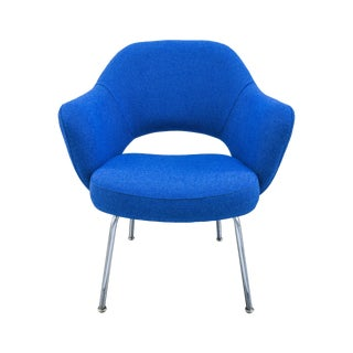 Blue Saarinen Executive Chair