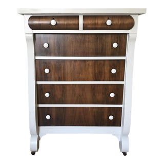 Globe-Boss World Furniture Highboy Empire Dresser