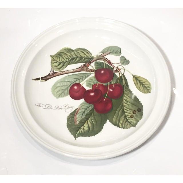 "Pomona Portmeirion ""The Goddess of Fruit"" Plates- Set of 2 - Image 4 of 5"
