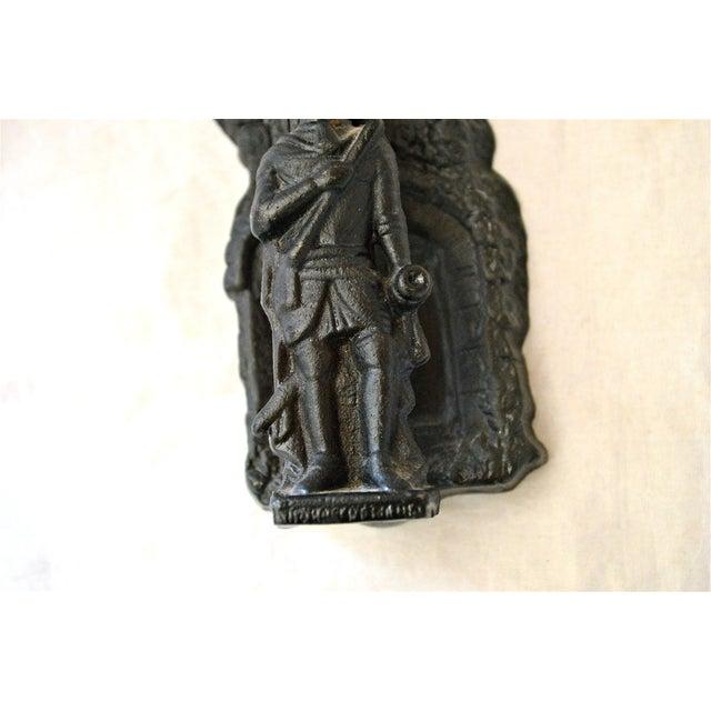 Image of Revolutionary Paul Revere Door Knocker