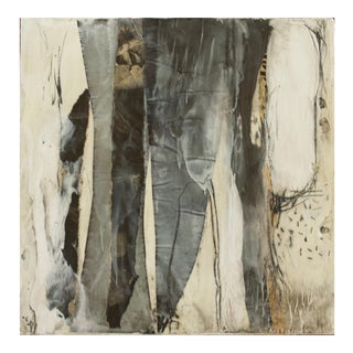 """Original Encaustic Art by Gina Cochran """"Tuesday, No. 1"""""""