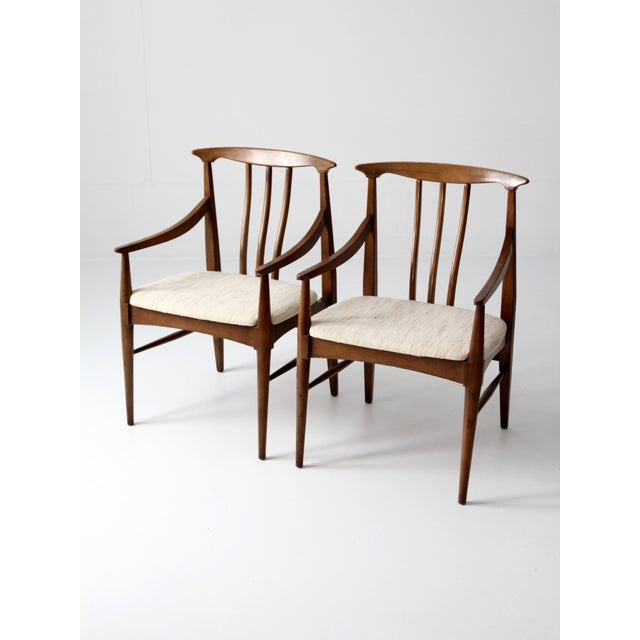 Mid-Century Danish Dining Chairs - Set of 6 - Image 4 of 11