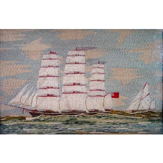 Sailor's Woolwork Woolie of the Tea Clipper, Ariel