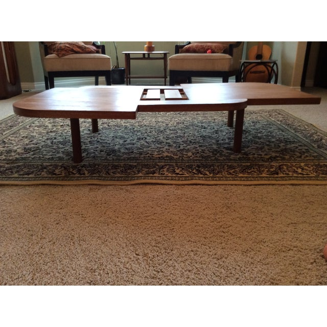 Vintage Danish Modern Low Coffee Table - Image 3 of 11