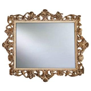 Vintage Provincial Mirror