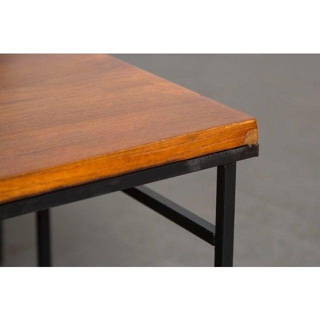 Teak Nesting Side Tables - Set of 3 - Image 9 of 9