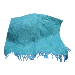 "Vintage ""Baby-Mo' Usa Kid Mohair Throw"