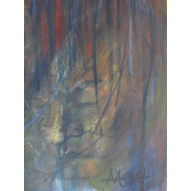 """Off Spring"" Oil Painting on Canvas - Image 5 of 6"