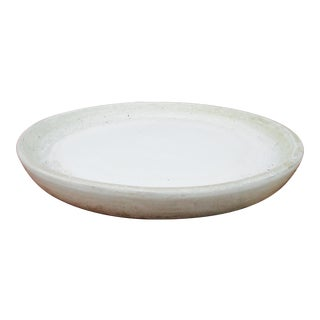 Vintage Ceramic Planter Drip Saucer