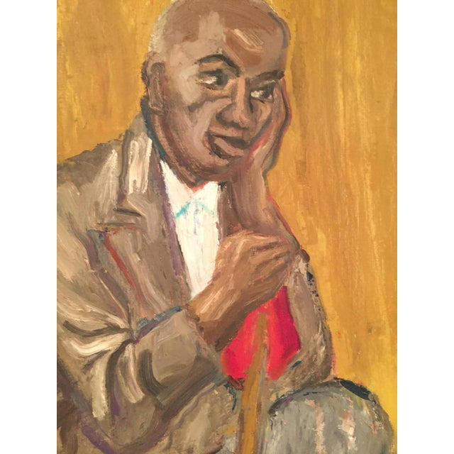 Mid Century Gentleman Portrait - Image 3 of 4