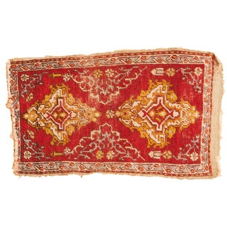 "Small Turkish Scatter Rug - 1'8"" X 2'11"""