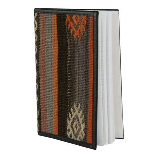 Kilim Journal | Kilim Diary in Muted Stripes