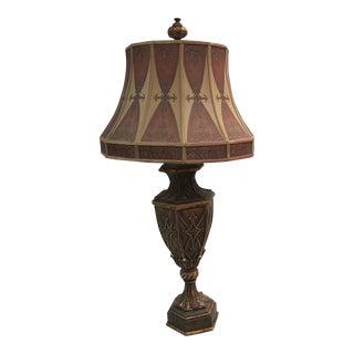 Fine Art Lamps Gold Ornate Lamp