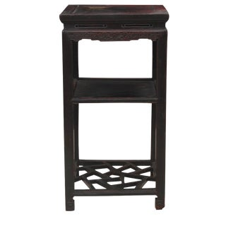 Ming Style Side Table