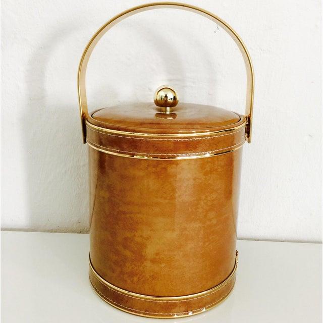 George Briard Mid-Century Modern Ice Bucket - Image 2 of 10