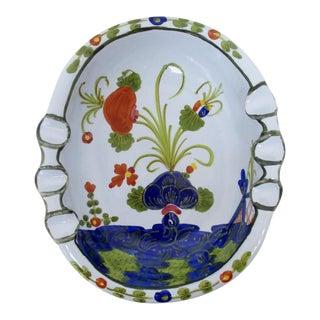 Italian Ceramic Ashtray