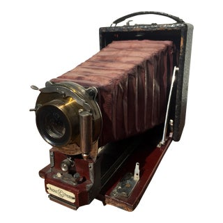 Antique Rochester Optical Co. Camera