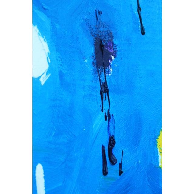 Jose Perdomo Vintage Expressionist Painting - Image 4 of 11