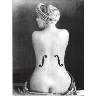 Man Ray-Le Violon D'Ingres-Poster
