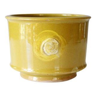 Vintage Ceramic Planter Flower Pot
