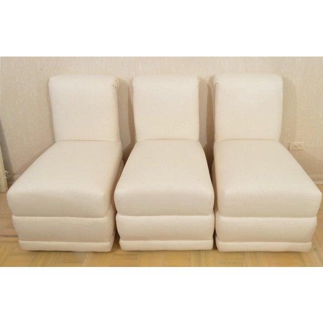 Upholstered High Back Dining Chair: Vintage Retro Upholstered High Back Dining Chairs