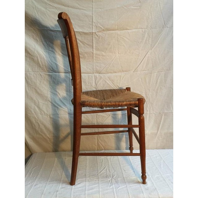 Carved Dining Room Chairs - Set of 6 - Image 3 of 5
