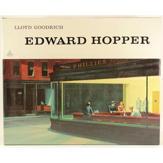 Lloyd Goodrich: Edward Hopper