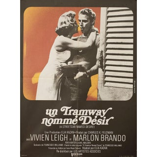 A Streetcar Named Desire French Poster