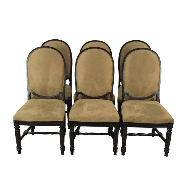 Drexel Heritage Postobello Ella Side Chairs - S/6 - Image 1 of 11