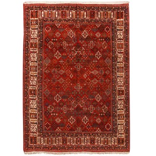 Antique Persian Joshegan Carpet