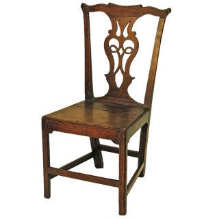 Country English Side Chair