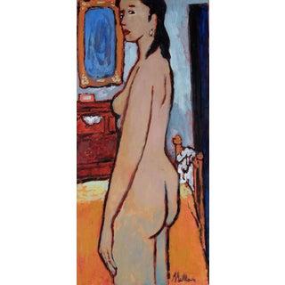 """Rip Matteson """"Dare"""" Modernist Nude 2009"""