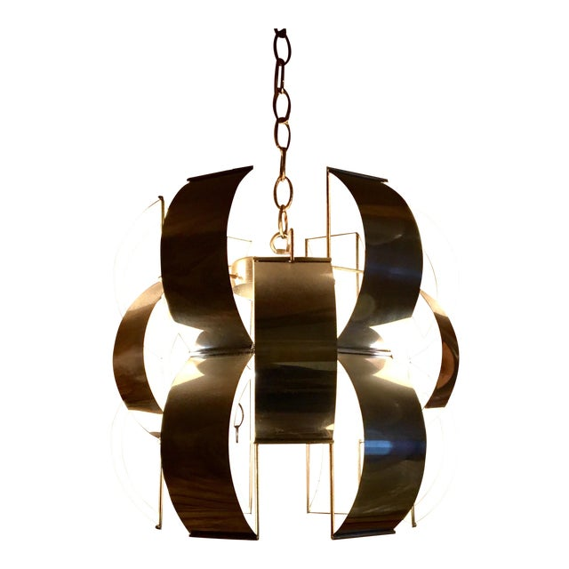 Modern Italian Light Fixture - Image 1 of 6