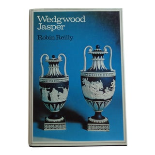 Vintage Wedgwood Jasper Book by Robin Reilly