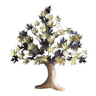 C. Jeré-Style Maple Tree Wall Art