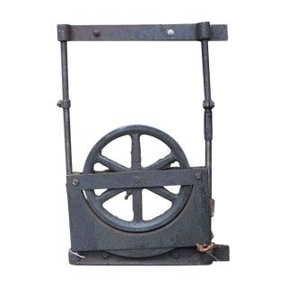 Elevator Governor Wheel