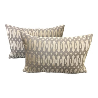 Galbraith & Paul Designer Pillows - A Pair
