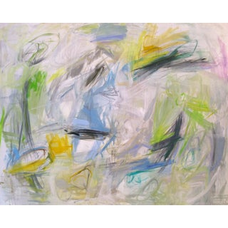"""Extra-Large Abstract by Trixie Pitts 48""""x60"""""""