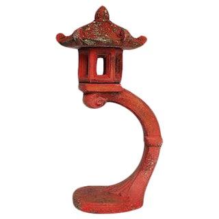 Pagoda Concrete Garden Statue
